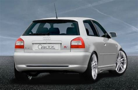Tuning AUDI A3 (8L) by Caractere Automobile