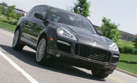 2009 Porsche Cayenne Turbo S | Instrumented Test | Car and
