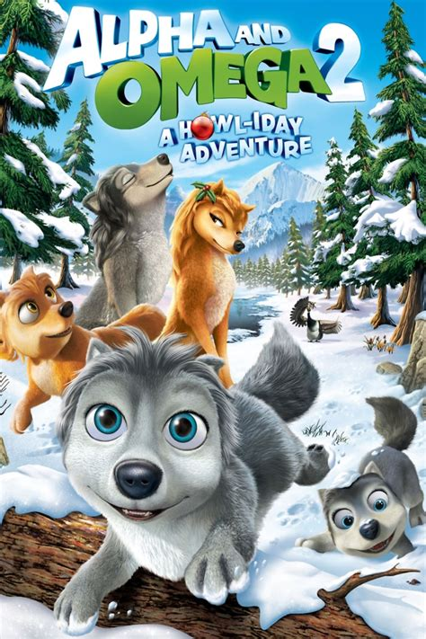 Alpha and Omega 2: A Howl-iday Adventure DVD Release Date
