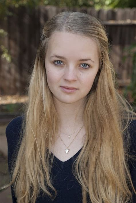 Anna Jacoby-Heron - Actor - CineMagia