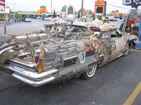 Redneck Car | This is a custom vehicle for the person who