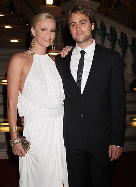 Charlize Theron's ex Stuart Townsend has 'secret family'