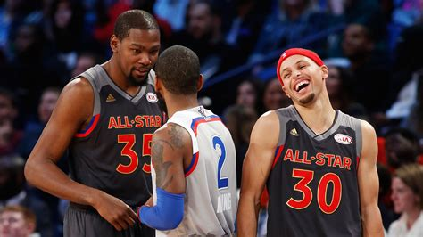 New NBA All-Star Game format -- no more West vs East