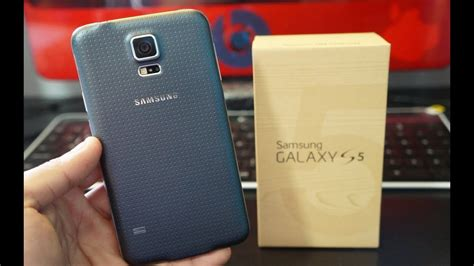 Samsung Galaxy S5 OFFICIAL Unboxing & Giveaway! [HD] - YouTube