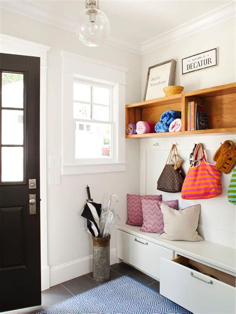 Declutter Your Entryway With These Tips | HGTV