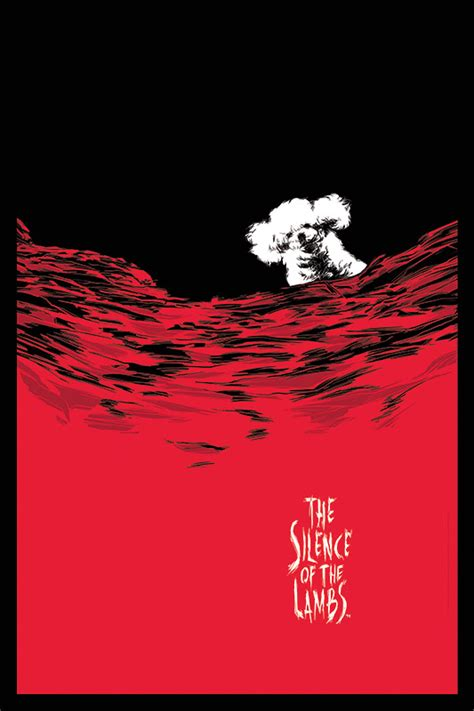 Mondo's Poster Art for New 'Silence of the Lambs