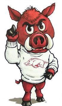 Arkansas Razorbacks 1970-1976 BA Spanish/ MA Spanish