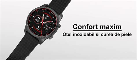 Smartwatch AllCall W1 3G, Display Amoled, Quad Core, 2GB