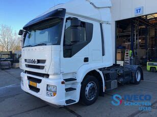 Autotractoare IVECO Stralis AT440S33T/P CNG/LNG Intarder