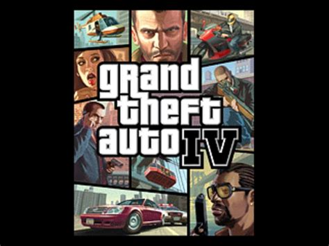 Grand Theft Auto IV Series Wallpaper for BlackBerry - Download
