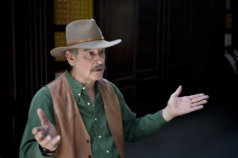 Vicente Fox TV Host? Former Mexican President To Star In