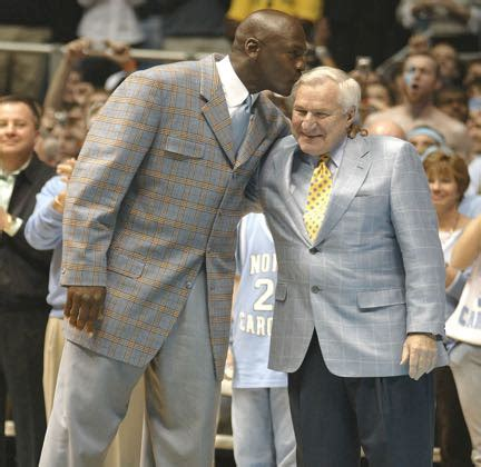 Michael Jordan releases statement on passing of Dean Smith