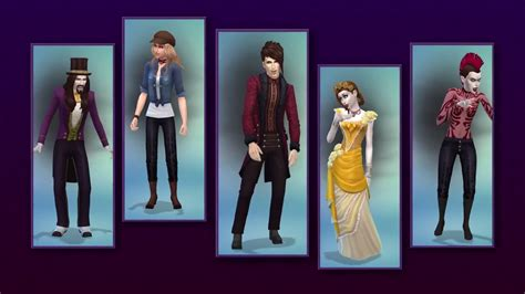 Vampires Are Coming to The Sims 4 | The Escapist