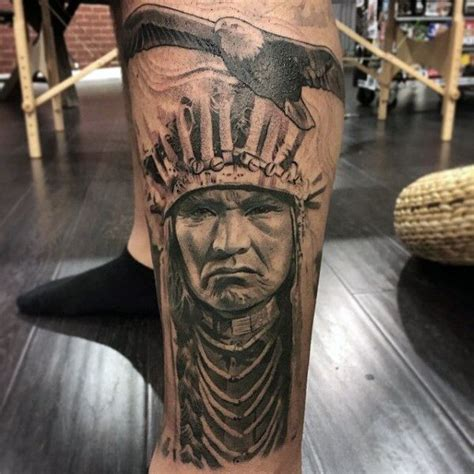 100 Native American Tattoos For Men Ideas - [2020