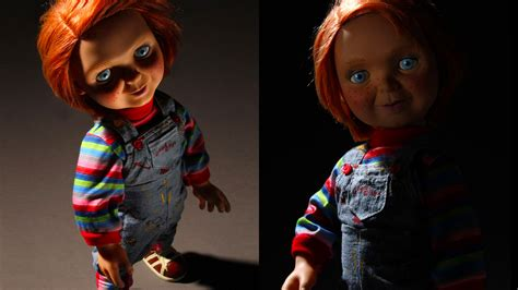 Mezco is Releasing a Talking, Pre-Possession CHUCKY Doll